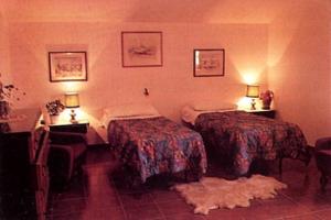 Una stanza a Casa Rosata